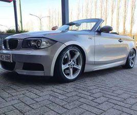 BMW 135 1 CABRIO