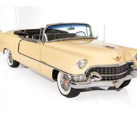 FOR SALE: 1955 CADILLAC ELDORADO IN DES MOINES, IOWA