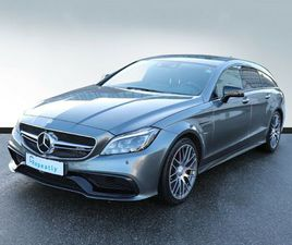 MERCEDES CLS63 5.5 5.5 AMG S SHOOTING BRAKE AUT. 4MATIC