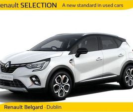 RENAULT CAPTUR S-EDITION FOR SALE IN DUBLIN FOR €28,900 ON DONEDEAL