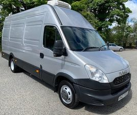 2014 IVECO DAILY 3.0 HPI FULL YEARS MOT FOR SALE IN DERRY FOR £7,000 ON DONEDEAL