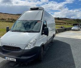 2014 IVECO REFRIGERATED INSULATED VAN FOR SALE IN DONEGAL FOR €9,800 ON DONEDEAL