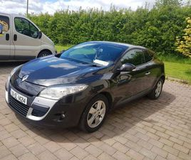 RENAULT MEGANE COUPE 2009, ECONOMIC, NCT FOR SALE IN MONAGHAN FOR €2,250 ON DONEDEAL