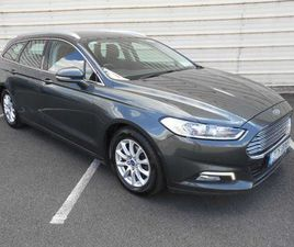 2016 FORD MONDEO 2.0TDCI ZETEC ESTATE 150BHP - 161 FOR SALE IN MONAGHAN FOR €11,950 ON DON