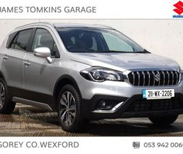 SUZUKI SX4 SX4 S-CROSS 1.4 BOOSTERJET HYBRID SZ-T FOR SALE IN WEXFORD FOR €27,950 ON DONED