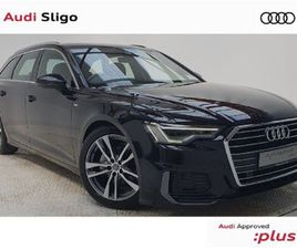 AUDI A6 AVANT S LINE 40 TDI 204HP AUTO FOR SALE IN SLIGO FOR €48,950 ON DONEDEAL