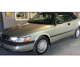 """""""COLLECTOR'S"""" 1997 SAAB 900S CONVERTIBLE - NEW SAFETY FEB/21 - 