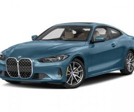 BRAND NEW GREEN COLOR 2021 BMW 4 SERIES 430I FOR SALE IN JACKSONVILLE, FL 32225. VIN IS WB