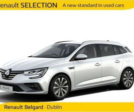 RENAULT MEGANE RS LINE FOR SALE IN DUBLIN FOR €31,900 ON DONEDEAL