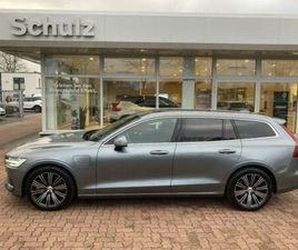 VOLVO V60 T6 RECHARGE AWD GEARTRONIC INSCRIPTION