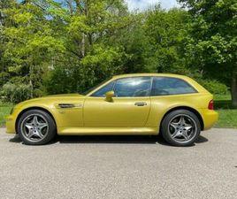 BMW Z3 M COUPE S54 PHOENIXGELB - 55145 KM
