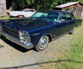 1966 FORD LTD 4 DOOR HARDTOP 390 AUTO AC