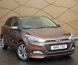 2015 HYUNDAI I20 1.4 PREMIUM SE AUTO - £8,998