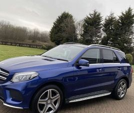 MERCEDES GLE 250D FOR SALE IN ANTRIM FOR £28,500 ON DONEDEAL
