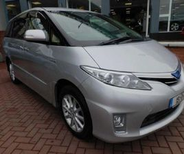 TOYOTA ESTIMA 2.5 HYBRID ACTIVE 5 DOOR AUTOMATIC FOR SALE IN DUBLIN FOR €24,950 ON DONEDEA