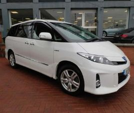 TOYOTA ESTIMA 2.5 HYBRID PREMIUM 5 DOOR AUTOMATIC FOR SALE IN DUBLIN FOR €22,950 ON DONEDE