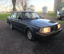 1992 VOLVO 240 240 GL | CARS & TRUCKS | CITY OF MONTRÉAL | KIJIJI