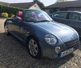 DAIHATSU COPEN 1.3 PETROL CONVERTIBLE(FRESH NCT) FOR SALE IN DUBLIN FOR €4,500 ON DONEDEAL