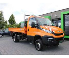 IVECO DAILY 4X4 KIPPER 70 C ACHLEITNER ALLRAD