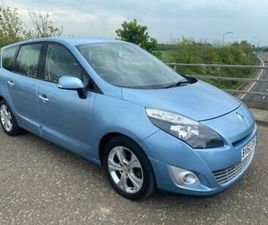 2010 RENAULT GRAND SCENIC 2.0 DCI DYNAMIQUE TOMTOM 5DR AUTO MPV DIESEL AUTOMATIC