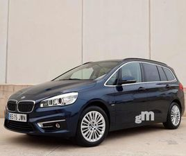 BMW SERIE 2 GRAN TOURER 218D XDRIVE