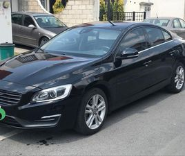 VOLVO S60 1.6 ADDITION T4A L4//T SEC/PACK AT