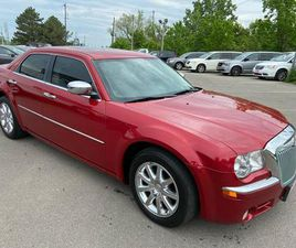 USED 2010 CHRYSLER 300 LIMITED ** HTD LEATH, CRUISE, BLUETOOTH **
