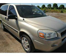 2009 CHEVROLET UPLANDER 2WD PASSENGER VAN   CARS & TRUCKS   BRANTFORD   KIJIJI