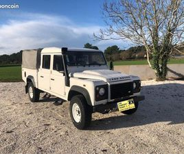 LAND ROVER DEFENDER DOUBLE CAB PICK-UP TD4 130