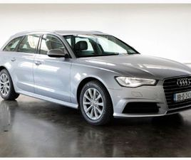 AUDI A6 AVANT 2.0TDI 150 SE S-T 4DR FOR SALE IN WATERFORD FOR €29,950 ON DONEDEAL