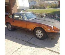 FOR SALE: 1982 DATSUN 280ZX IN CADILLAC, MICHIGAN