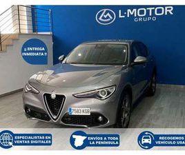 ALFA ROMEO STELVIO 2.2 SUPER AWD AUT. 180