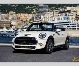 III CABRIOLET 2.0 COOPER S 192 FINITION RED HOT CHILI BVA