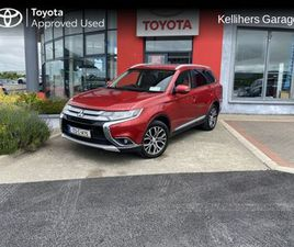 MITSUBISHI OUTLANDER OUTL 2.2DSL 7SEATER FOR SALE IN KERRY FOR €28,799 ON DONEDEAL