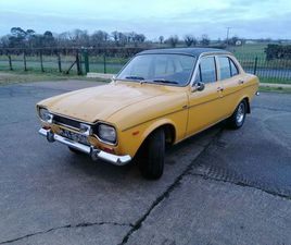 1975 MK1 ESCORT 1300E FOR SALE IN DERRY FOR £15,995 ON DONEDEAL