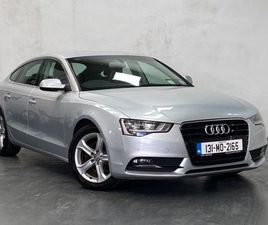 131 AUDI A5 SPORTBACK 2.0TDI TECKNIK = LEATHER= FOR SALE IN MAYO FOR €10,995 ON DONEDEAL