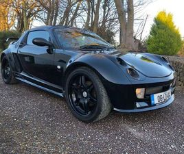 SMART ROADSTER BRABUS XCLUSIVE FOR SALE IN CORK FOR €8,250 ON DONEDEAL