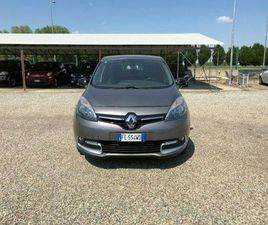 RENAULT SCENIC SCÉNIC XMOD DCI 110 CV START&STOP ENERGY LIMITED