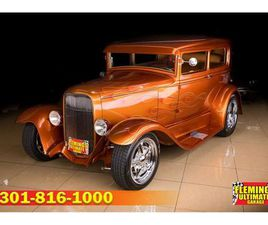FOR SALE: 1930 FORD STREET ROD IN ROCKVILLE, MARYLAND