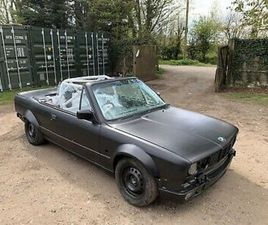 BMW E30 325I TRACK CAR DRIFT RACE RALLY FULLY RESTORED SHELL RESORTED A*