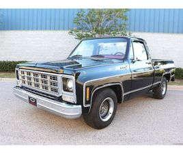 FOR SALE: 1979 CHEVROLET C10 IN CADILLAC, MICHIGAN