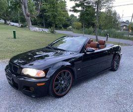 2005 BMW E46 M3 SMG CONVERTIBLE | CARS & TRUCKS | OAKVILLE / HALTON REGION | KIJIJI