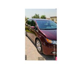 HONDA ODYSSEY EX FOR SALE: AED 69,999