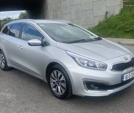 161 KIA CEED SPORTSWAGON 1.6 DIESEL FOR SALE IN MONAGHAN FOR €9,950 ON DONEDEAL