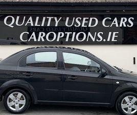 CHEVROLET AVEO, 2010//NEW N,C,T// FOR SALE IN DUBLIN FOR €3,400 ON DONEDEAL