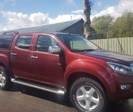 ISUZU DMAX 2013 FOR SALE IN FERMANAGH FOR £11,000 ON DONEDEAL
