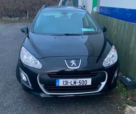 2013 PEUGEOT 308SW DIESEL FOR SALE IN DONEGAL FOR €3,500 ON DONEDEAL