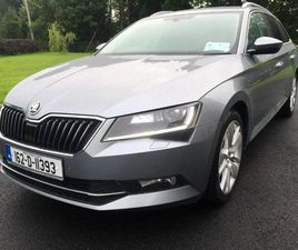 SKODA SUPERB COMBI DSG 4X4 FOR SALE IN WESTMEATH FOR €19,950 ON DONEDEAL