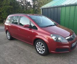 ZAFIRA FOR SALE IN LOUTH FOR €1,000 ON DONEDEAL