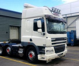 DAF CF FOR SALE IN DUBLIN FOR €1 ON DONEDEAL